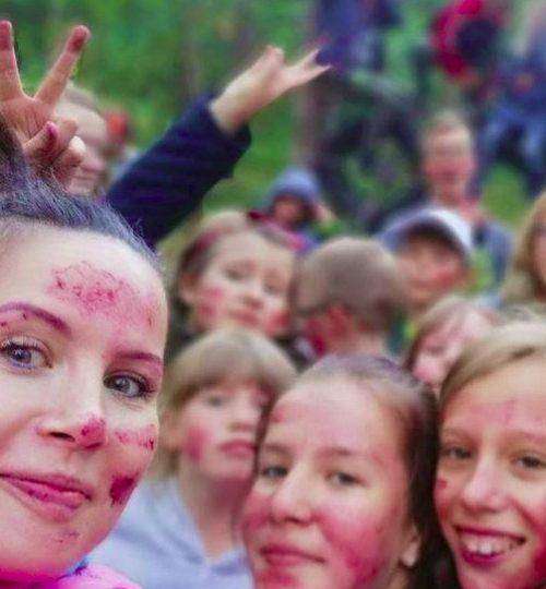 Obóz Letni wycieczka do lasu